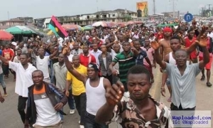 IPOB Protest Turns Bloody In Aba | See Why